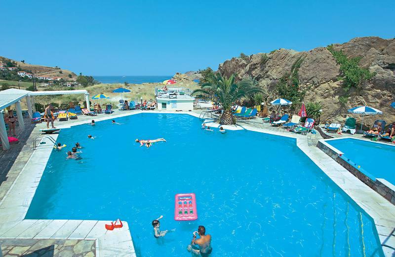 Hotel Alma Beach - Petra - Lesbos